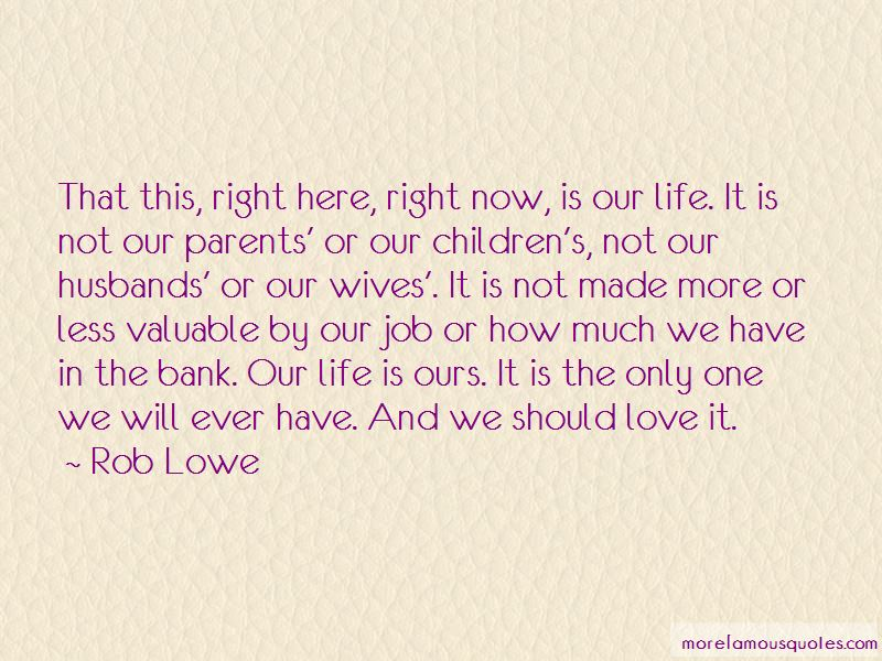 Rob Lowe Quotes Pictures 4