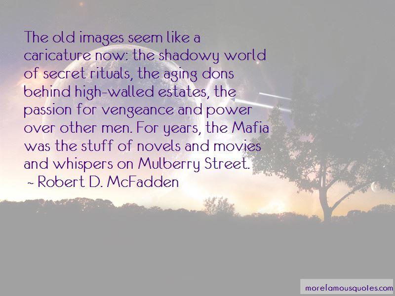 Robert D. McFadden Quotes