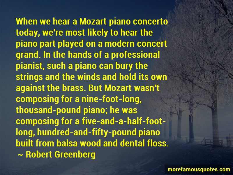 Robert Greenberg Quotes Pictures 2