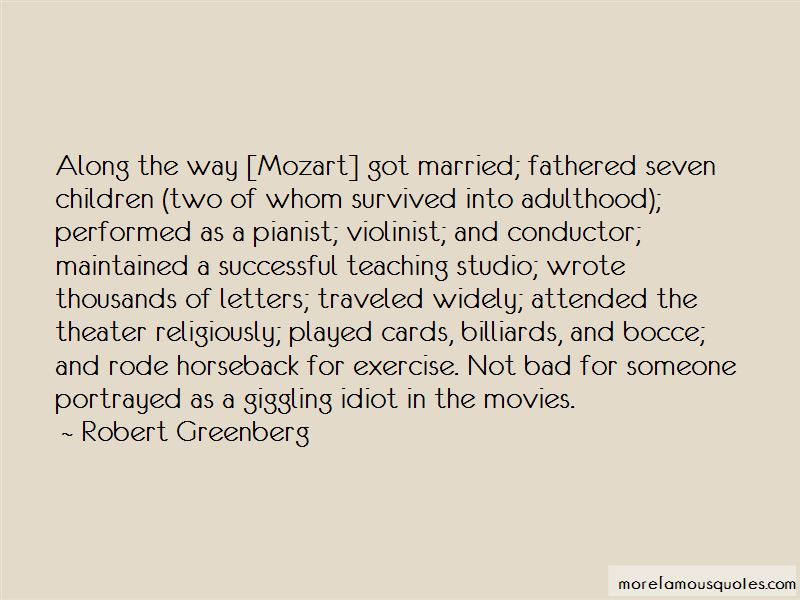 Robert Greenberg Quotes Pictures 4