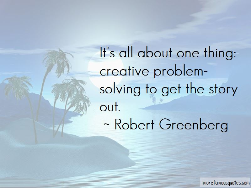 Robert Greenberg Quotes