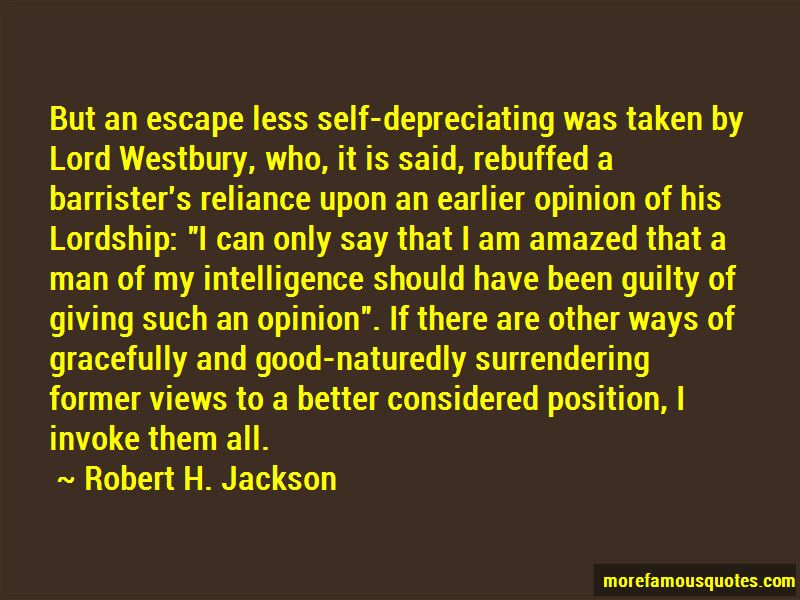 Robert H. Jackson Quotes Pictures 3