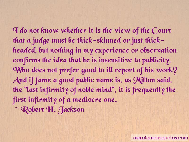 Robert H. Jackson Quotes Pictures 4