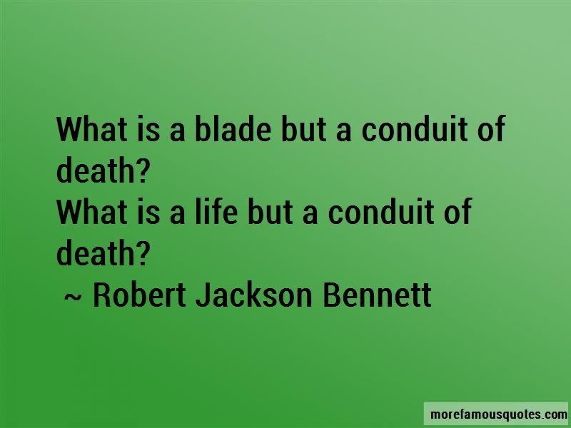 Robert Jackson Bennett Quotes Pictures 2