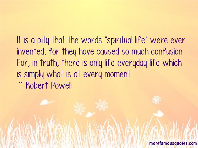 Robert Powell Quotes Pictures 2