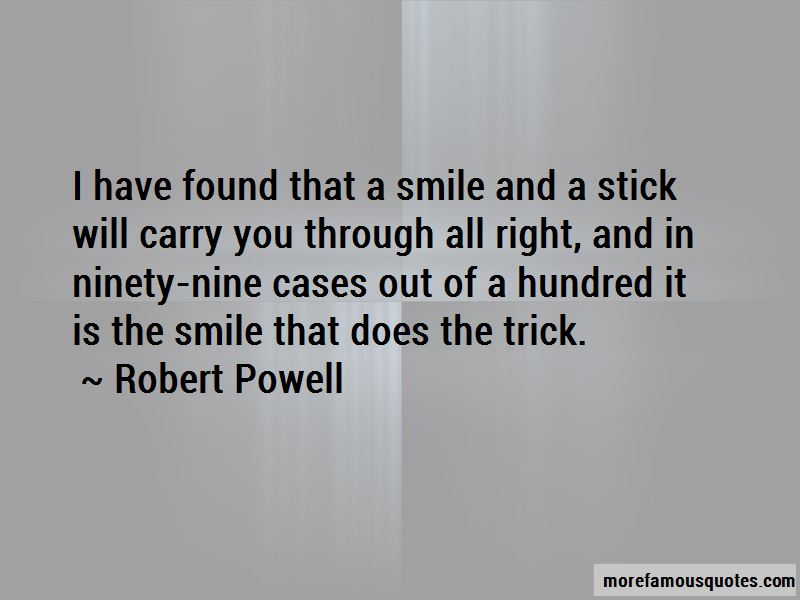 Robert Powell Quotes Pictures 4