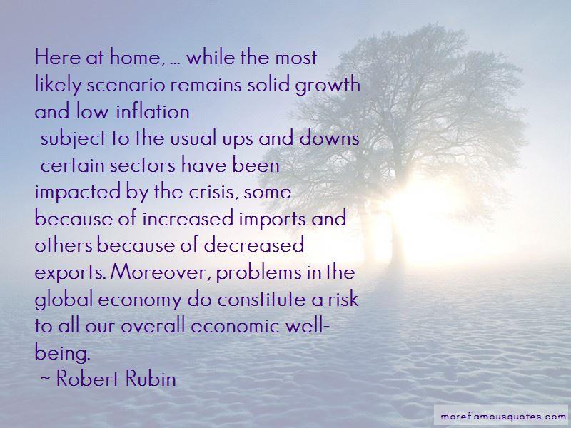 Robert Rubin Quotes Pictures 2