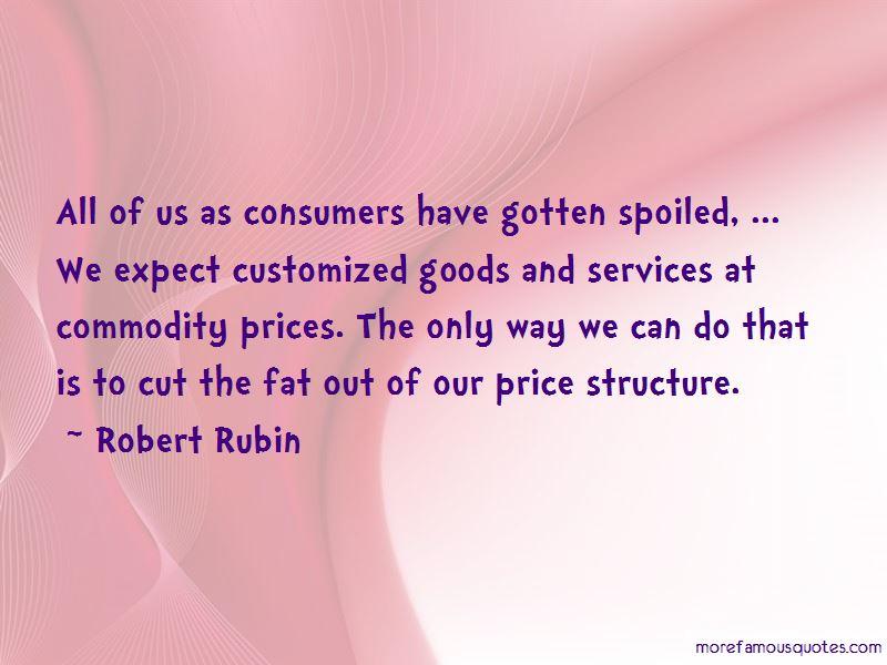Robert Rubin Quotes