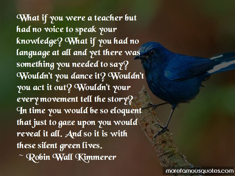 Robin Wall Kimmerer Quotes Pictures 2