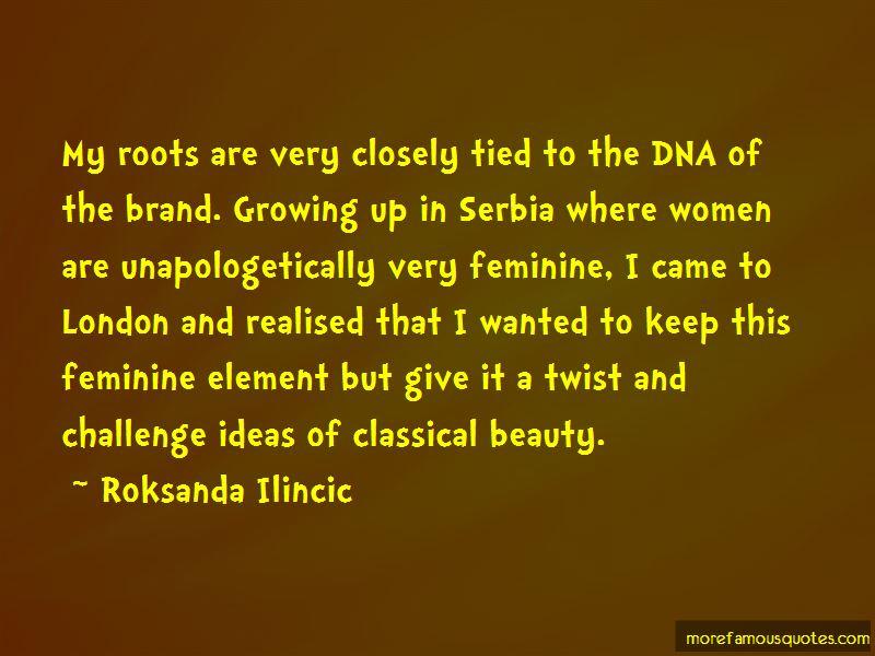 Roksanda Ilincic Quotes Pictures 4