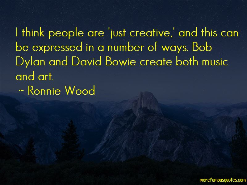 Ronnie Wood Quotes Pictures 3