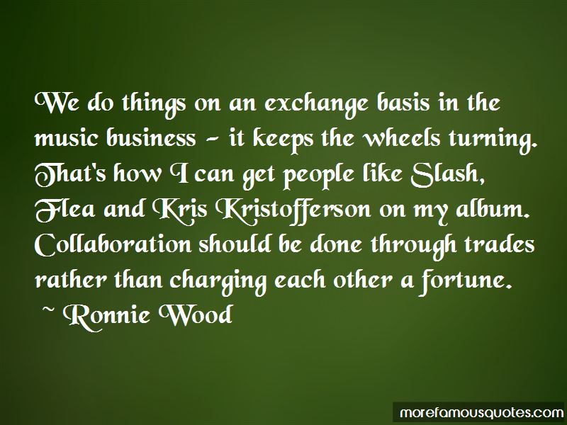 Ronnie Wood Quotes Pictures 4
