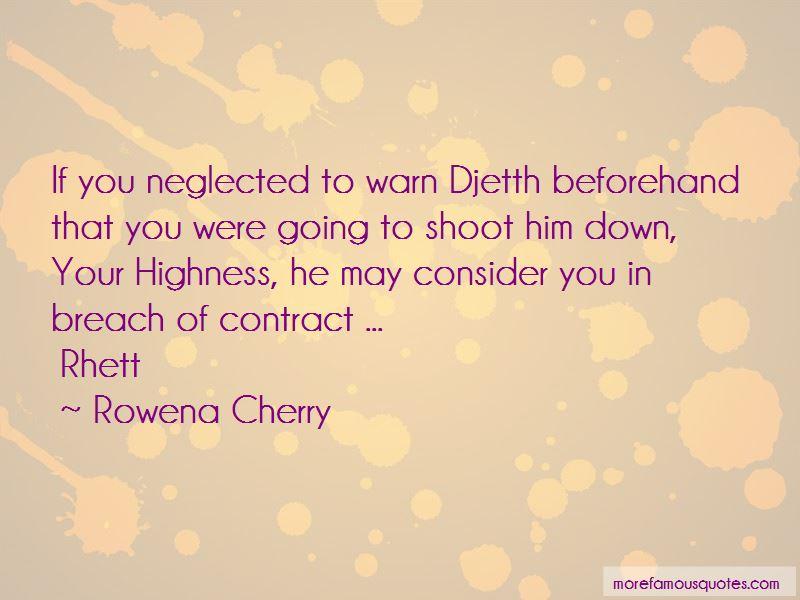 Rowena Cherry Quotes Pictures 2