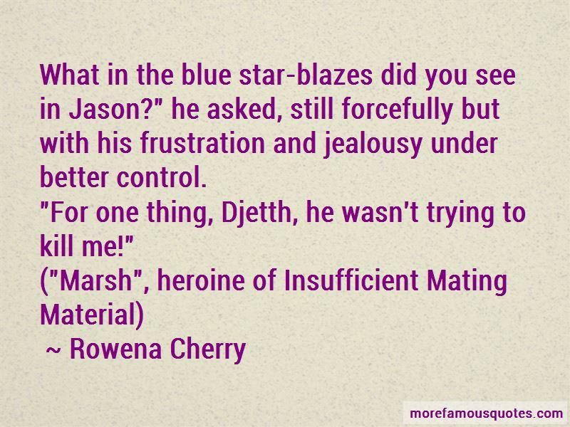 Rowena Cherry Quotes Pictures 4