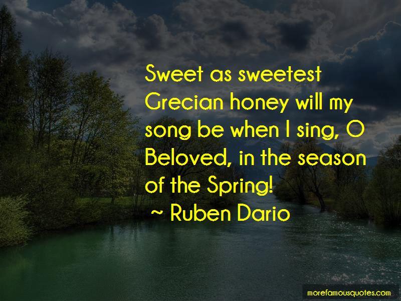 Ruben Dario Quotes Pictures 2