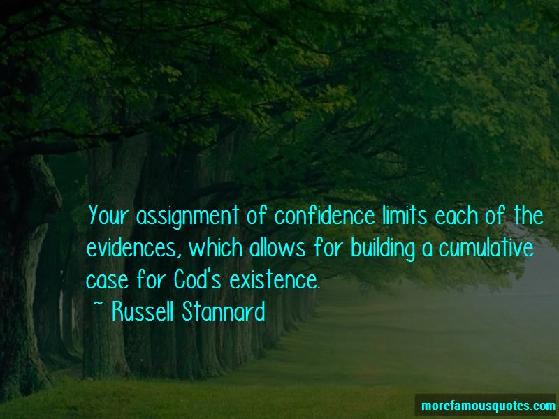 Russell Stannard Quotes