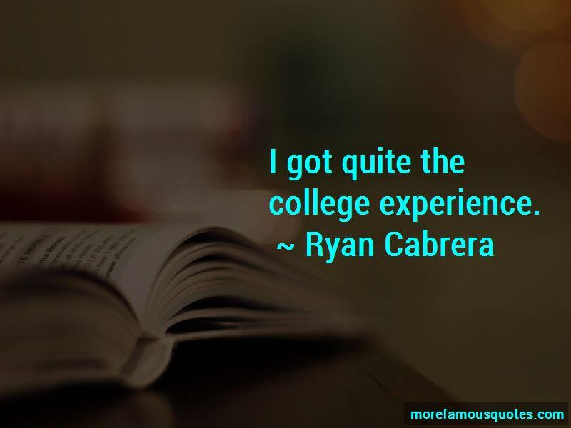 Ryan Cabrera Quotes Pictures 2