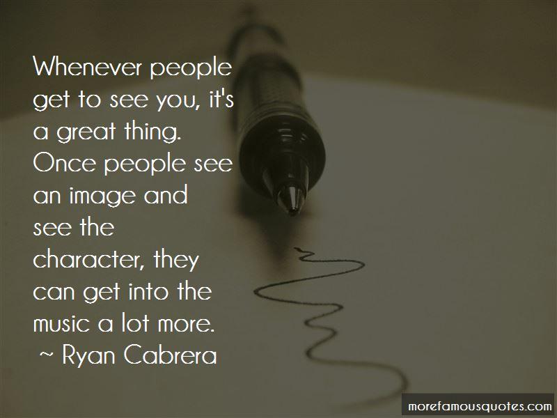 Ryan Cabrera Quotes Pictures 4