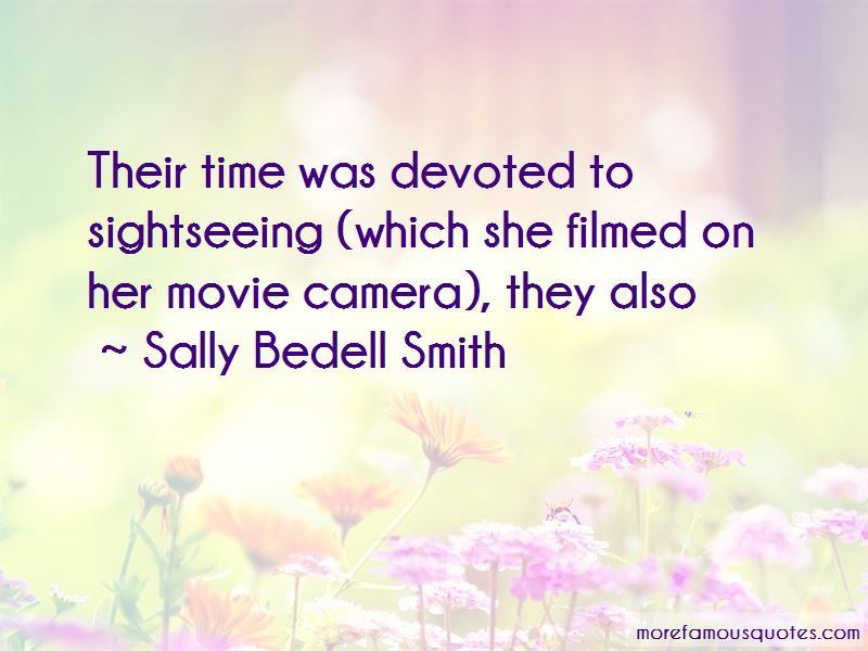 Sally Bedell Smith Quotes