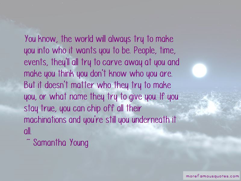 Samantha Young Quotes Pictures 2