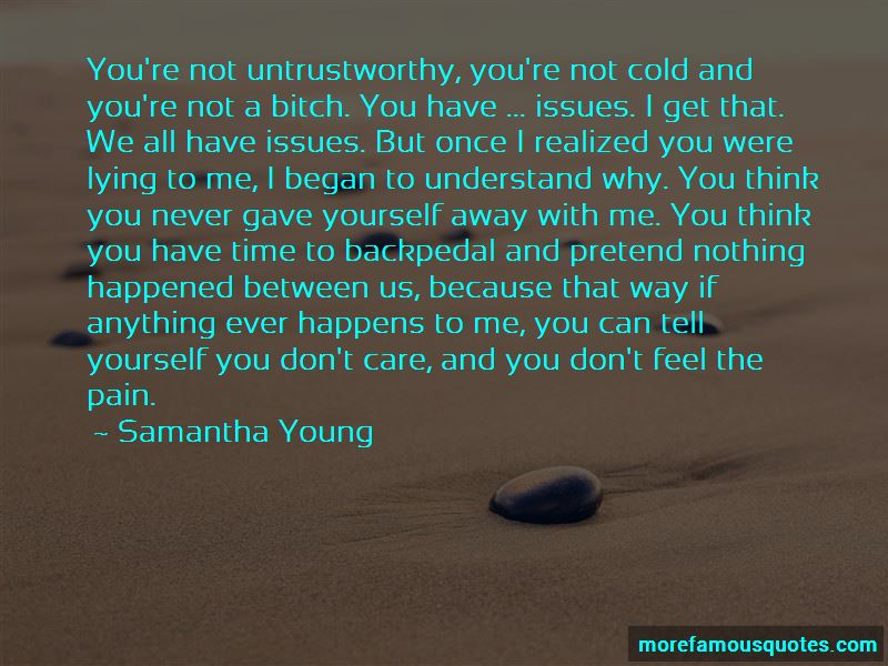Samantha Young Quotes Pictures 3