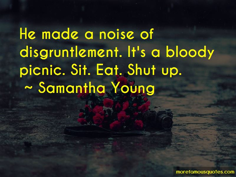 Samantha Young Quotes Pictures 4