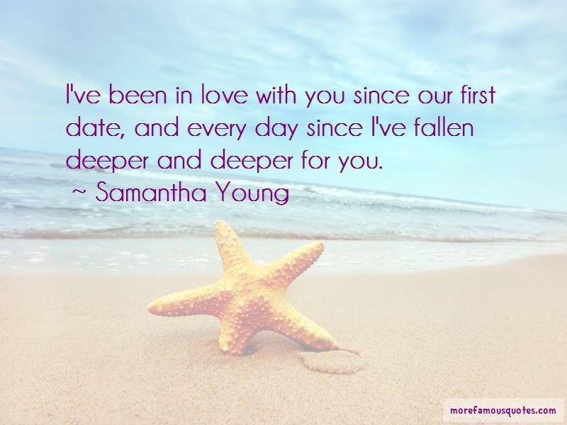 Samantha Young Quotes