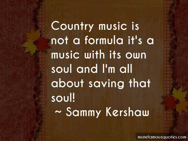 Sammy Kershaw Quotes Pictures 2