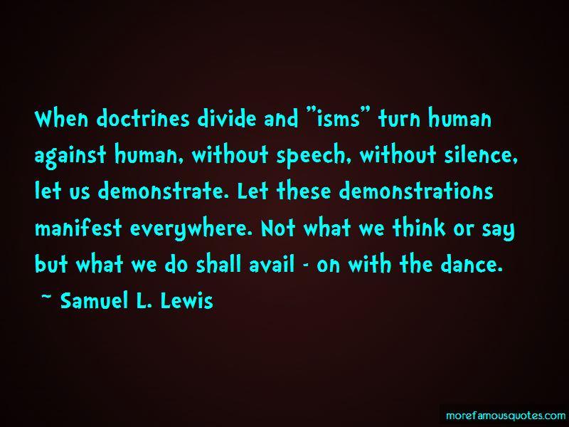 Samuel L. Lewis Quotes Pictures 2