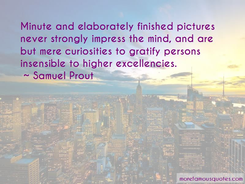 Samuel Prout Quotes Pictures 2