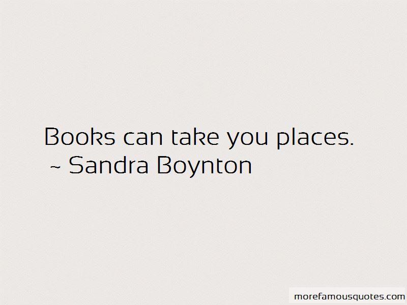 Sandra Boynton Quotes Pictures 3