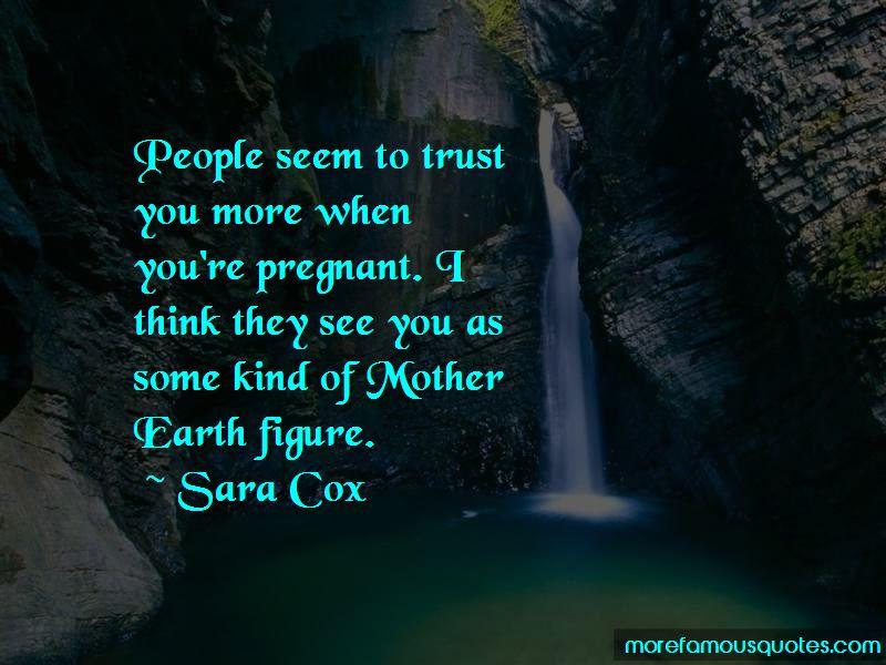 Sara Cox Quotes Pictures 4
