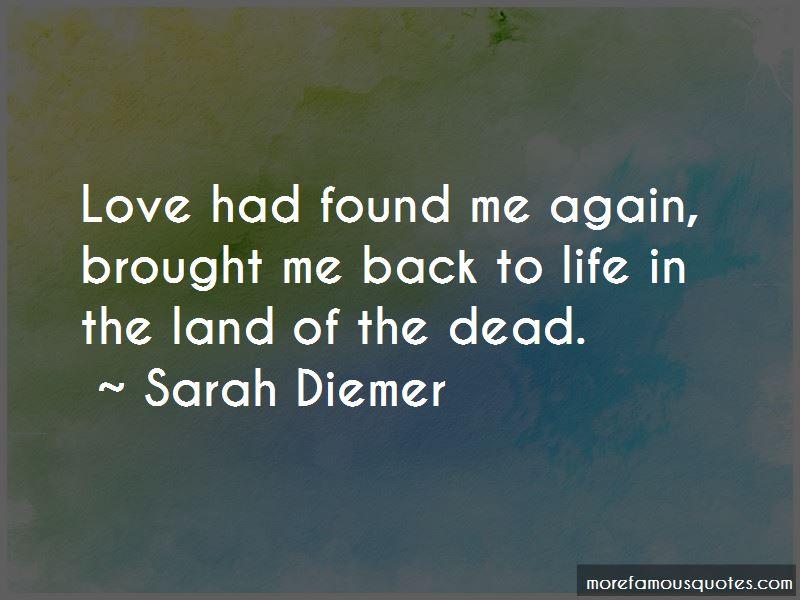 Sarah Diemer Quotes Pictures 3