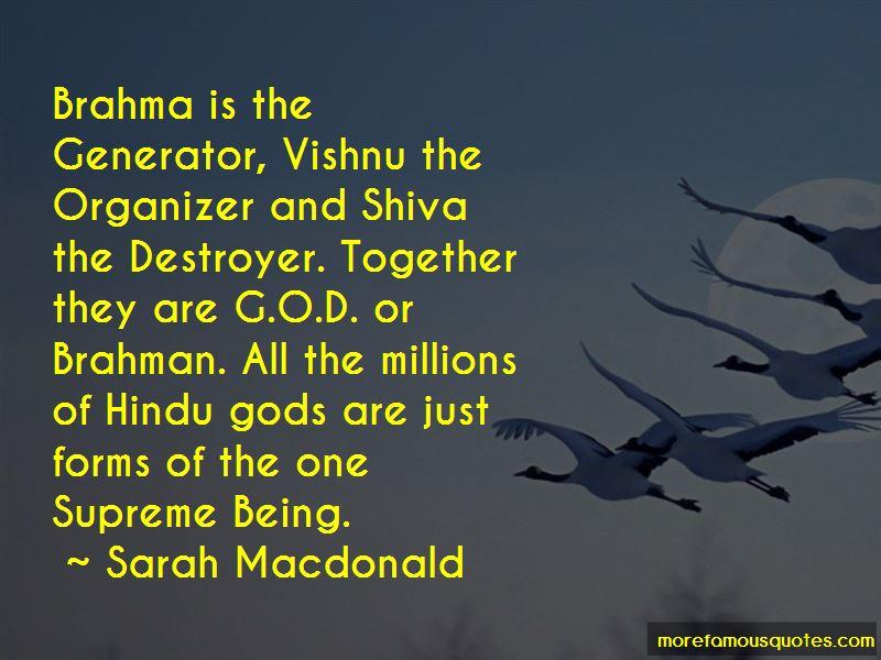 Sarah Macdonald Quotes Pictures 4
