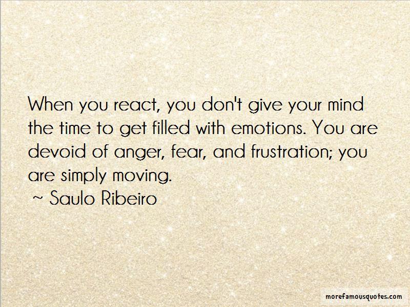 Saulo Ribeiro Quotes Pictures 4
