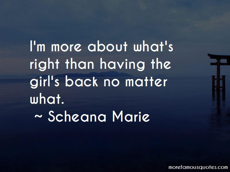 Scheana Marie Quotes