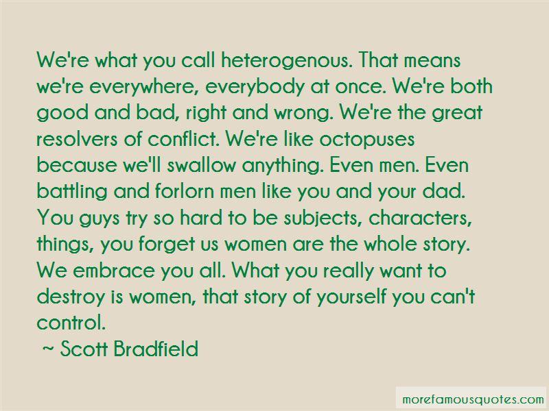 Scott Bradfield Quotes Pictures 3