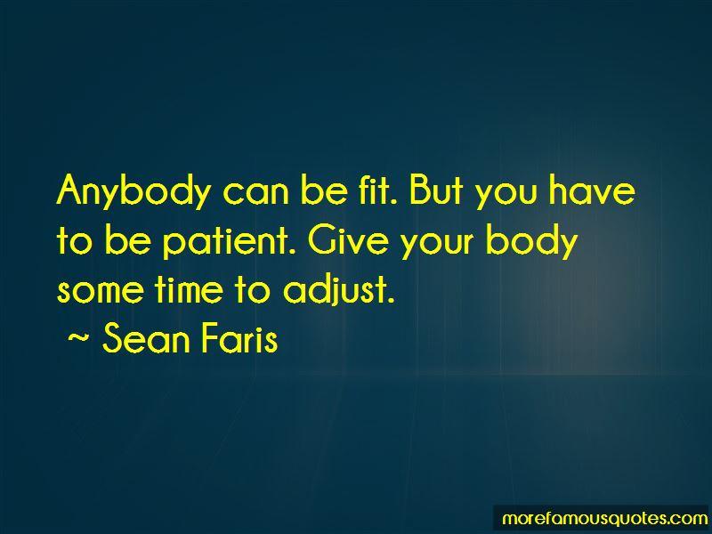 Sean Faris Quotes Pictures 3