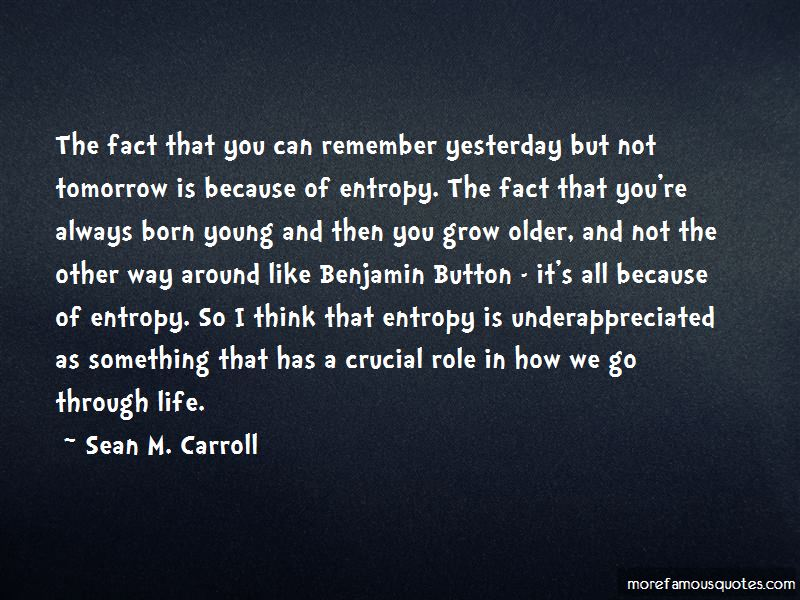 Sean M. Carroll Quotes Pictures 3