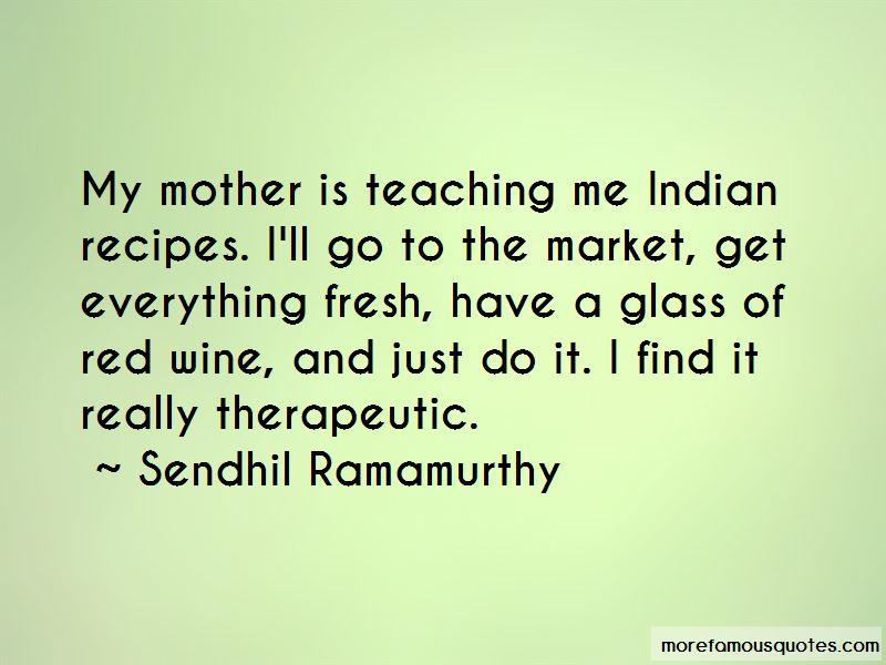 Sendhil Ramamurthy Quotes Pictures 2