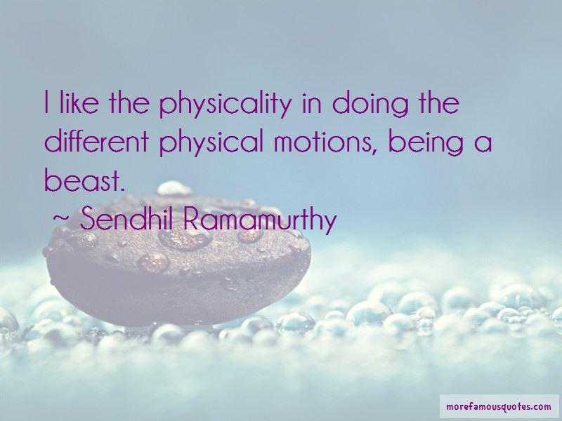 Sendhil Ramamurthy Quotes Pictures 3