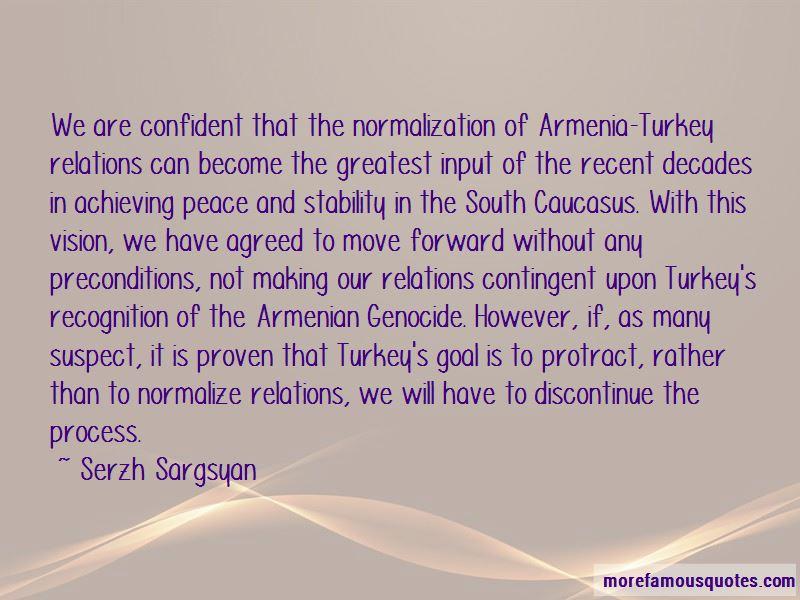 Serzh Sargsyan Quotes Pictures 3