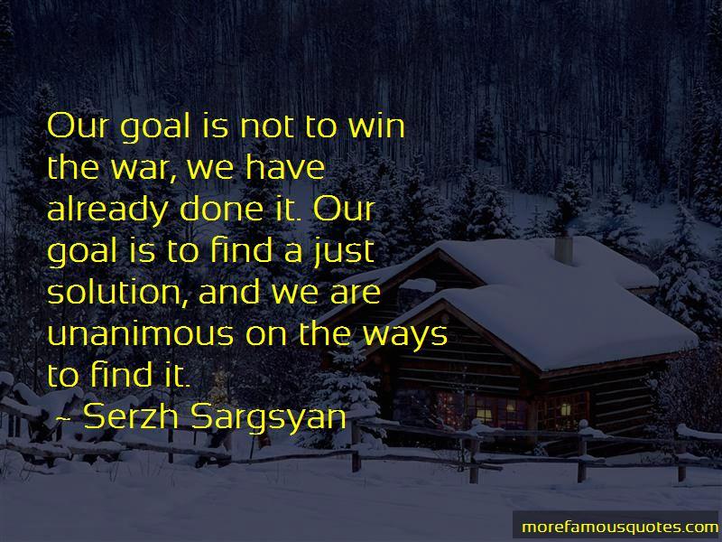 Serzh Sargsyan Quotes Pictures 4