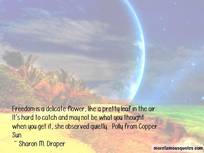 Sharon M. Draper Quotes Pictures 4