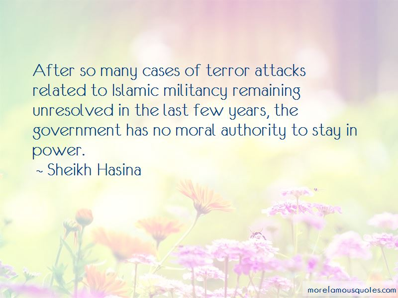 Sheikh Hasina Quotes Pictures 2