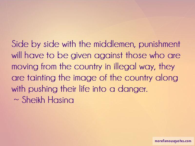 Sheikh Hasina Quotes
