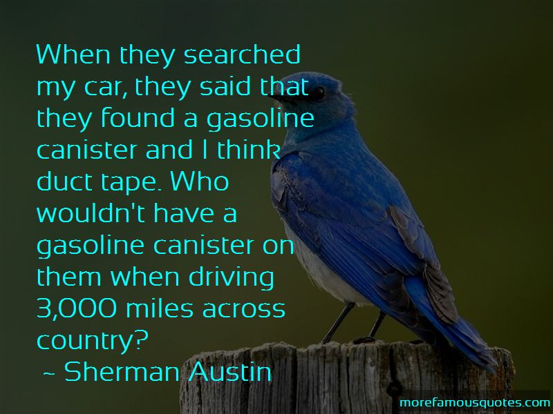 Sherman Austin Quotes Pictures 2