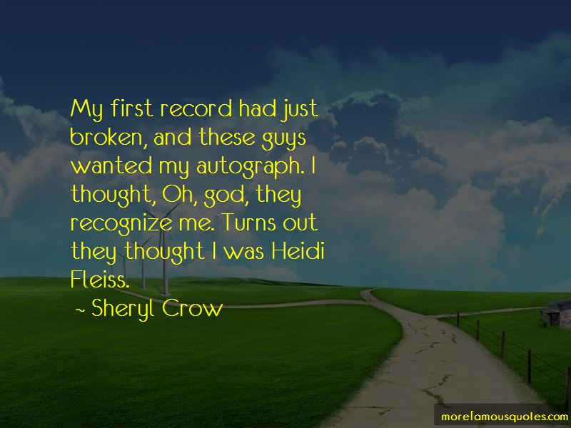 Sheryl Crow Quotes Pictures 3