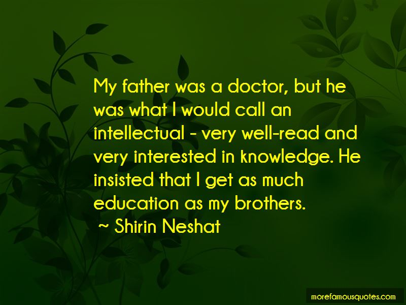 Shirin Neshat Quotes Pictures 3