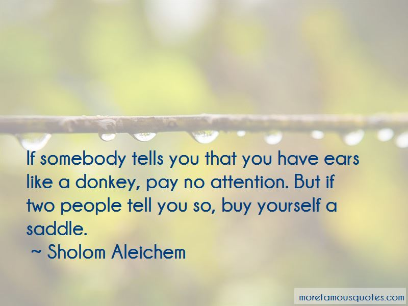 Sholom Aleichem Quotes Pictures 3